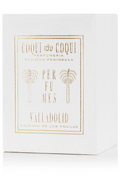Coqui Coqui Tabaco scented candle, 227g