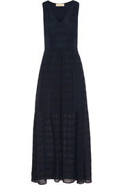 MICHAEL Michael Kors Fil coupé chiffon maxi dress