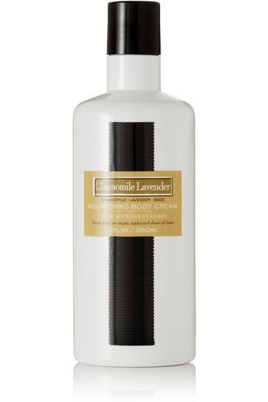 LAFCO CHAMOMILE LAVENDER BODY CREAM, 360ML - COLORLESS