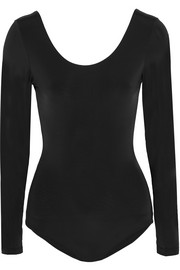 Yummie by Heather Thomson Eve stretch-jersey bodysuit