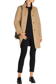 Maje Grace felt coat
