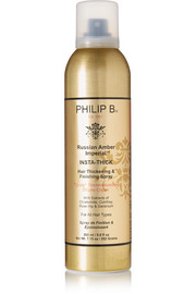 Philip B Russian Amber Imperial Insta-Thick Spray, 260ml