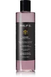 Philip B Lavender Hair & Body Shampoo, 350ml