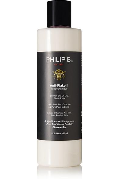 PHILIP B ANTI-FLAKE II RELIEF SHAMPOO, 350ML - COLORLESS