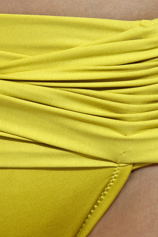 La Perla Teja one-shoulder bikini