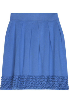 Pringle 1815 Knitted cotton skirt