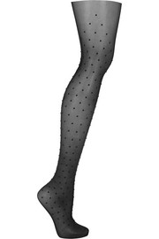Wolford Emily bead-embellished 20 denier tights
