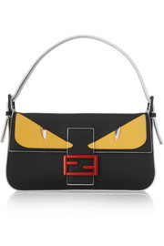 Bag Bugs Baguette leather shoulder bag
