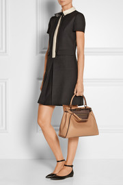 Fendi Peekaboo medium leather tote