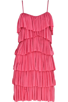 Paul & Joe Sister Oceane tiered jersey dress
