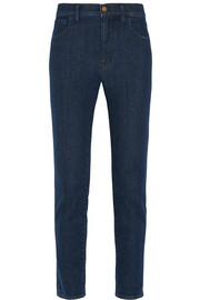 The High Riser skinny jeans