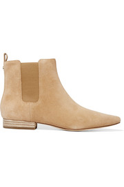 Pierce suede ankle boots