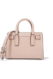 MICHAEL Michael Kors Dillon mini textured-leather tote