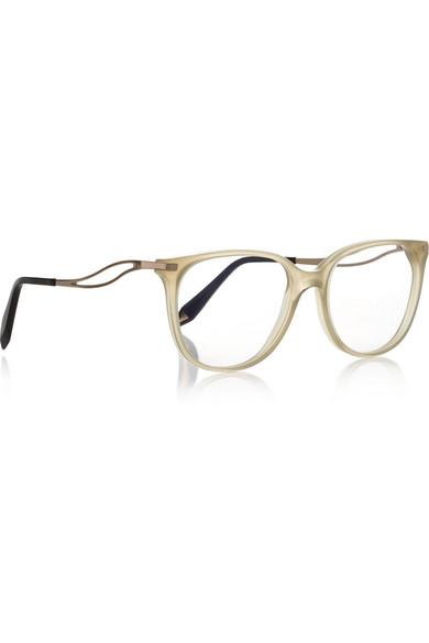 205a14706267f Kitten cat-eye acetate optical glasses