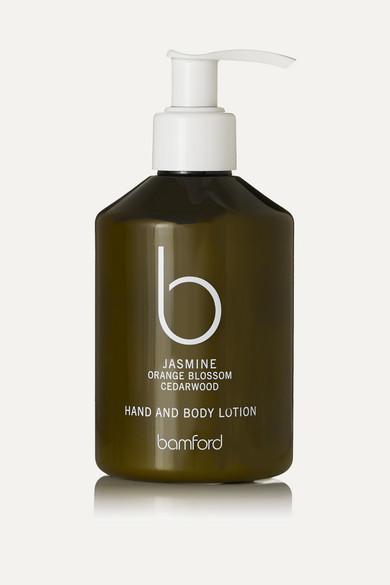 Bamford - Jasmine Hand & Body Lotion, 250ml - Colorless