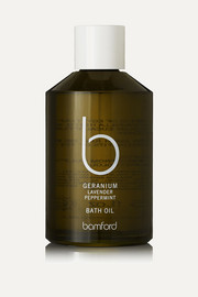 Bamford Geranium Bath Oil, 250ml