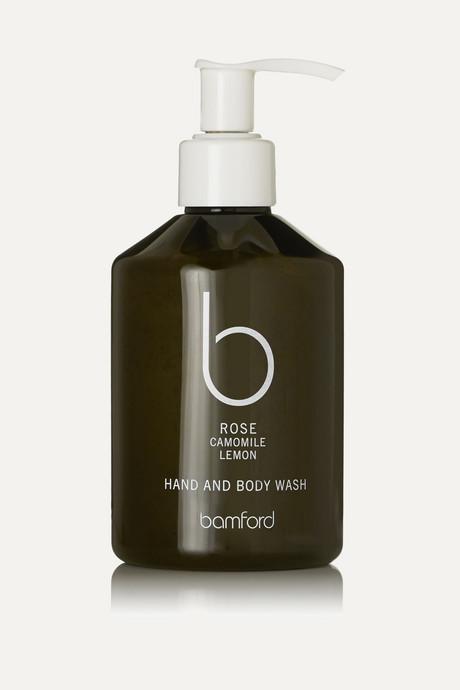 Colorless Rose Hand & Body Wash, 250ml | Bamford 4V0b9G