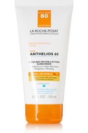 La Roche-Posay Anthelios 60 Cooling Water-Lotion Sunscreen SPF60, 150ml