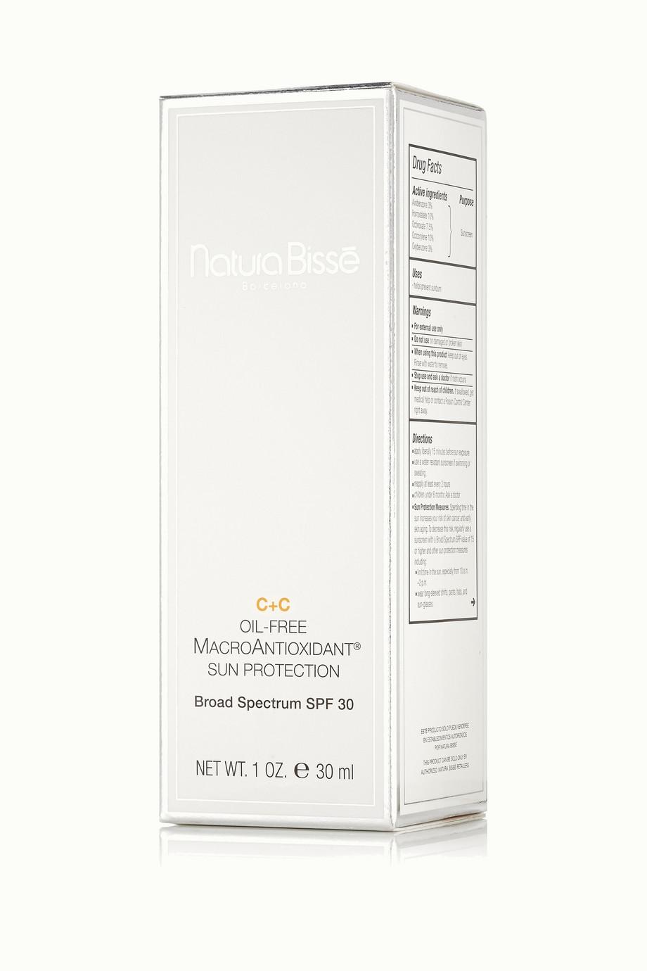 Natura Bissé C+C Oil-Free MacroAntioxidant Sun Protection LSF 30, 30 ml – Sonnencreme