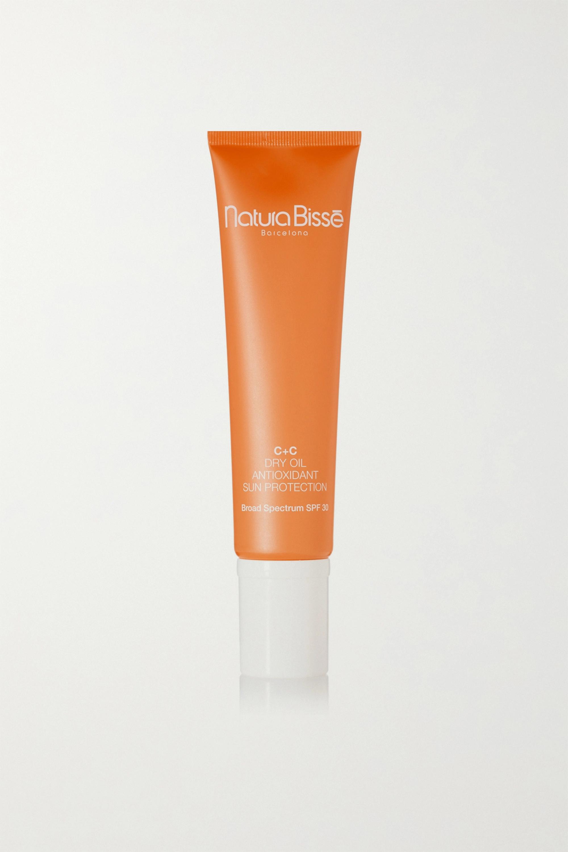 Natura Bissé C+C Dry Oil Antioxidant Sun Protection LSF 30, 100 ml – Sonnenschutzöl