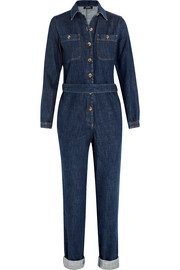 Erika denim jumpsuit