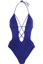 Fiorella cutout swimsuit
