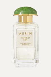 AERIN Beauty Waterlily Sun Eau De Parfum - Waterlily & Sicilian Bergamot, 50ml