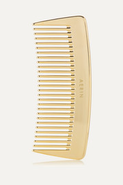Travel Gold-Tone Comb
