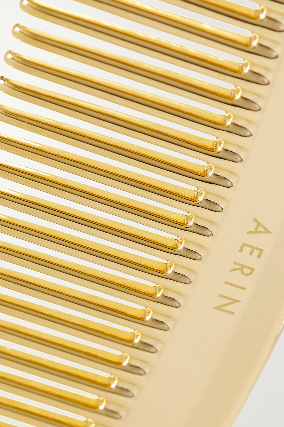 AERIN Beauty Travel Gold-Tone Comb