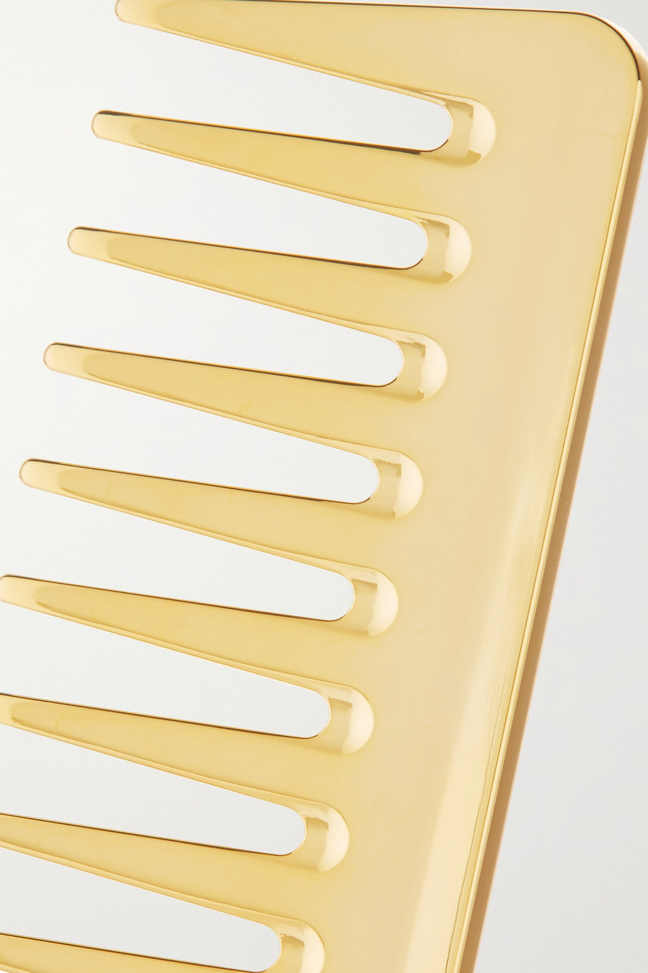 AERIN Beauty Large Gold-Tone Comb