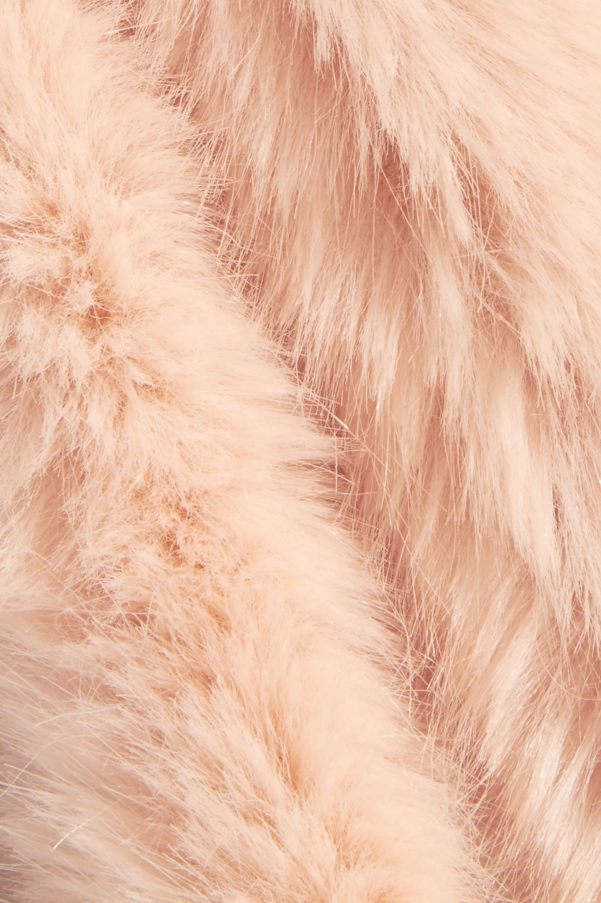J.Crew Collection faux fur scarf