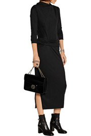 By Malene Birger Nihildas draped modal-blend midi dress