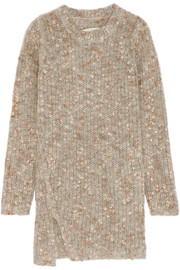 Giolina ribbed bouclé sweater