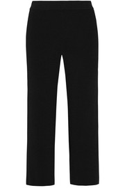 Artia cropped stretch-woven pants