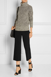 By Malene Birger Artia cropped stretch-woven pants