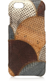 Patchwork elaphe iPhone 6 case