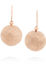 Mirador 18-karat rose gold earrings