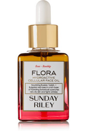 Sunday Riley Flora Hydroactive Cellular Face Oil, 30ml