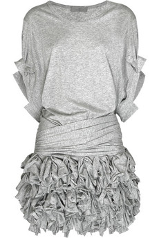 Preen Line | Fountain cotton-jersey dress | NET-A-PORTER.COM from net-a-porter.com