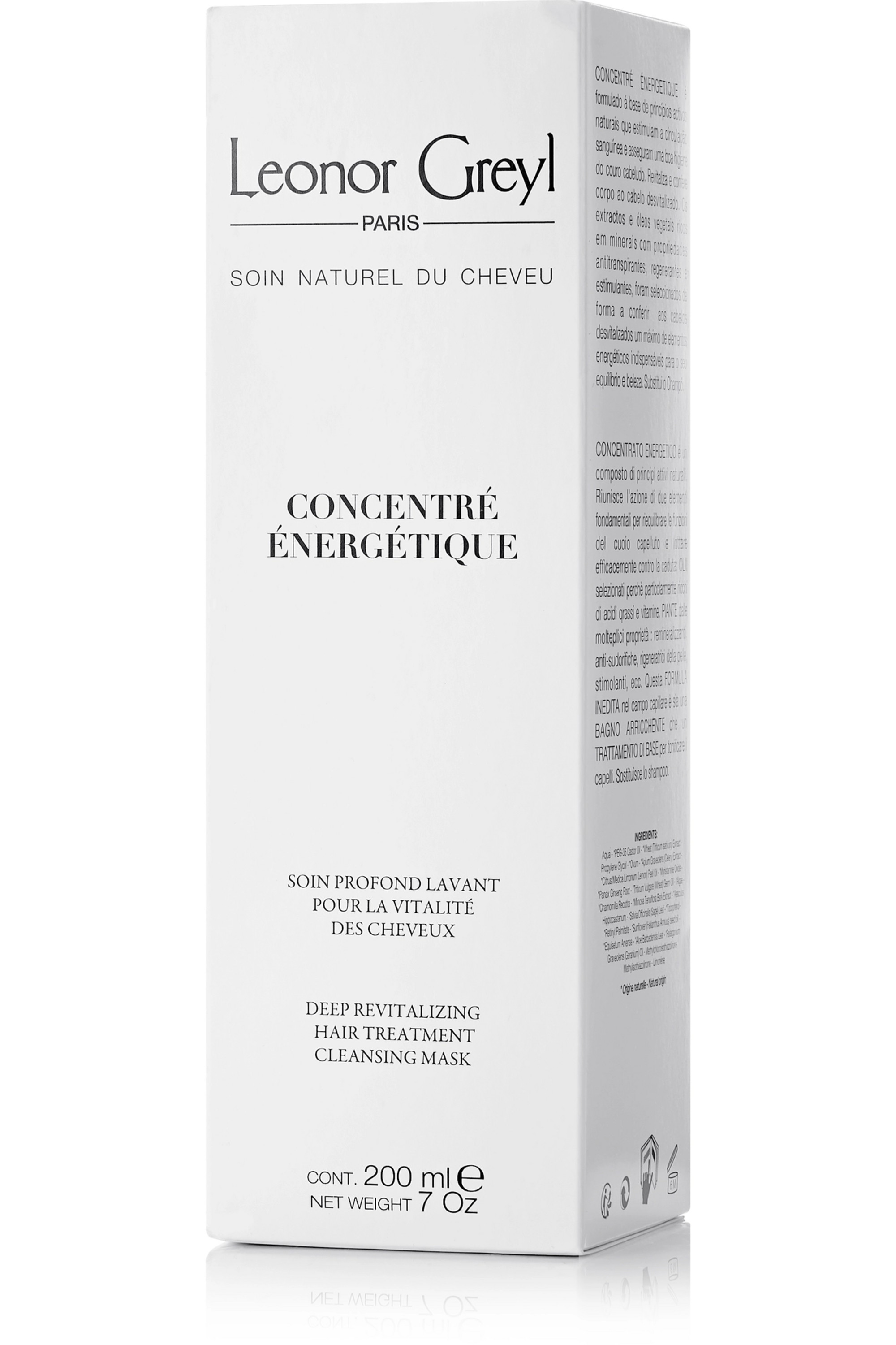 Leonor Greyl Paris Concentré Énergétique Hair Treatment Mask, 200ml