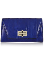 440 Gallery Uptown elaphe clutch