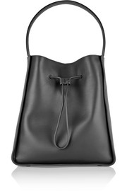 3.1 Phillip Lim Soleil large leather bucket bag
