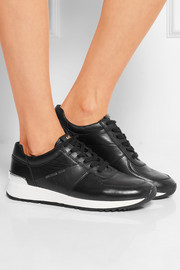 MICHAEL Michael Kors Alison leather sneakers