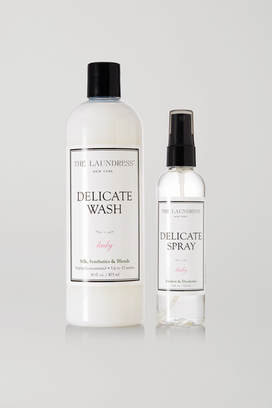 THE LAUNDRESS Silk and delicate care set