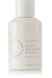 Bamford Baby Bath & Massage Oil, 100ml