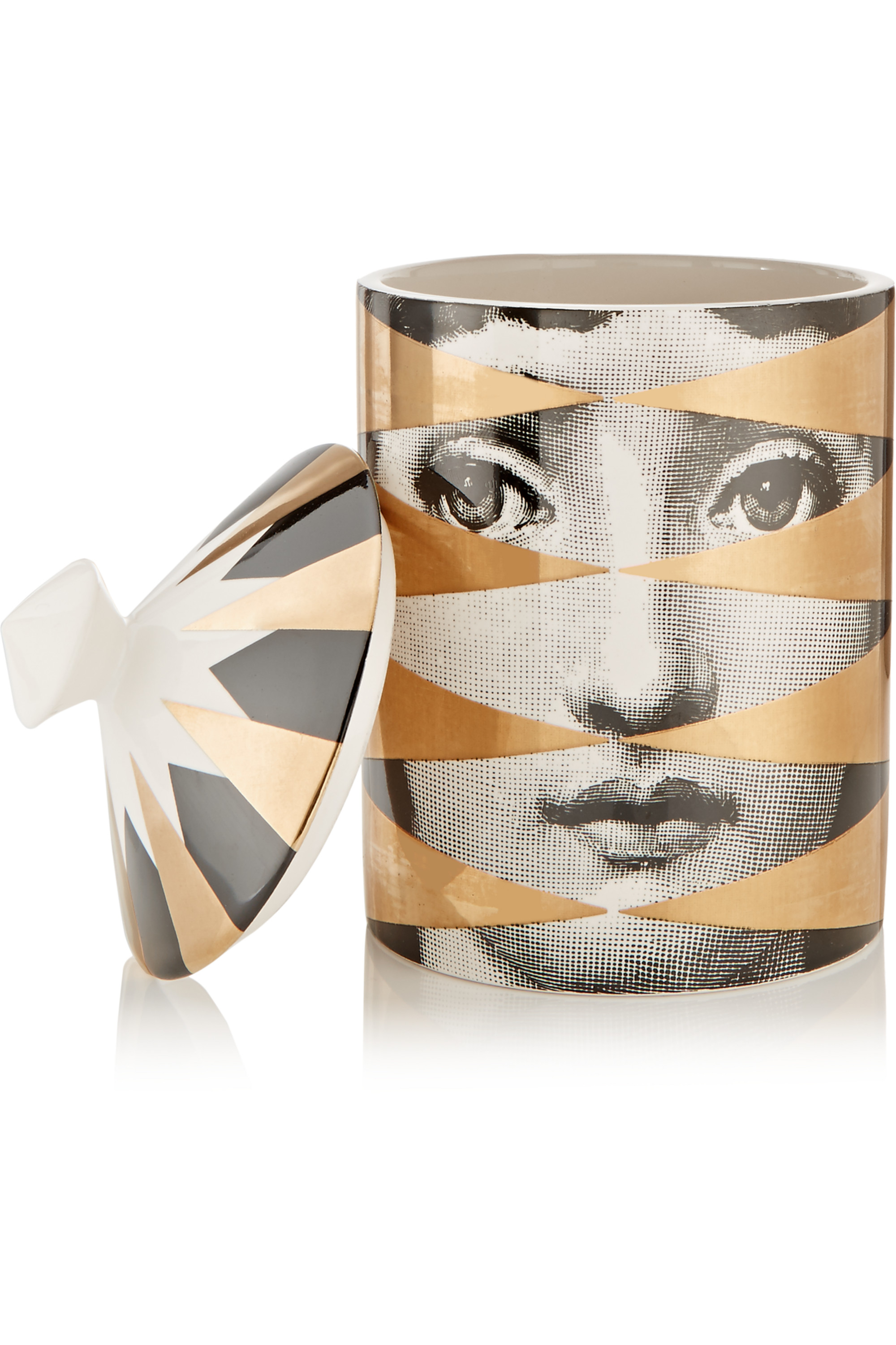 Fornasetti Losanghe scented candle, 300g
