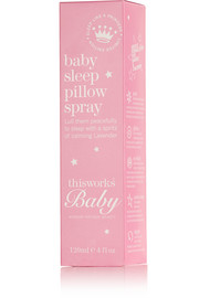 This Works Baby Sleep Pillow Spray - Sleep Like A Princess, 120ml