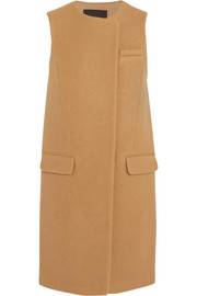 J.Crew Collection Cora boiled wool gilet