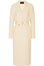 Calvin Klein Collection Stretch-crepe trench coat