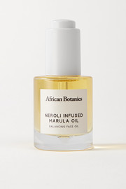 African Botanics Neroli Infused Marula Oil, 60ml